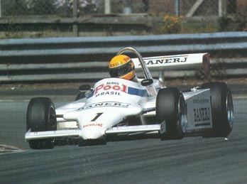 Ayrton on the limit UK 1983 (2)